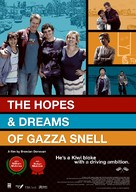 The Hopes & Dreams of Gazza Snell - New Zealand Movie Poster (xs thumbnail)