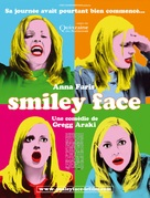 Smiley Face - French Movie Poster (xs thumbnail)