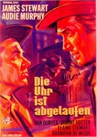 Night Passage - German Movie Poster (xs thumbnail)