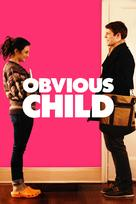 Obvious Child - Movie Cover (xs thumbnail)