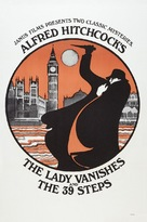 The Lady Vanishes - Combo movie poster (xs thumbnail)