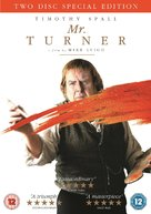 Mr. Turner - British DVD movie cover (xs thumbnail)