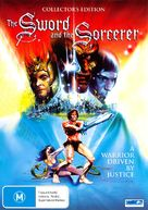 The Sword and the Sorcerer - Australian DVD cover (xs thumbnail)