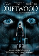 Driftwood - German Movie Poster (xs thumbnail)