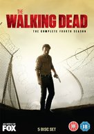 """""""The Walking Dead"""" - British DVD movie cover (xs thumbnail)"""