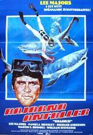 Sharks - Swedish Movie Poster (xs thumbnail)