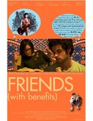 Friends (With Benefits) - Movie Poster (xs thumbnail)