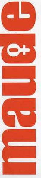 """Maude"" - Logo (xs thumbnail)"