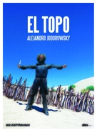 El topo - German Movie Cover (xs thumbnail)