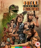 Hell Comes to Frogtown - British Blu-Ray cover (xs thumbnail)