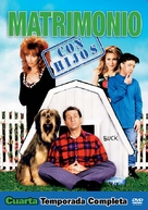 """""""Married with Children"""" - Spanish DVD movie cover (xs thumbnail)"""