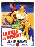 Colorado Territory - French Movie Poster (xs thumbnail)