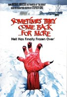 Sometimes They Come Back... for More - DVD cover (xs thumbnail)