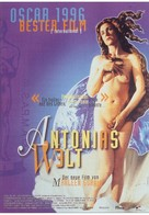 Antonia - German Movie Poster (xs thumbnail)