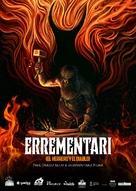 Errementari - Spanish Movie Poster (xs thumbnail)