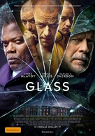 Glass - Australian Movie Poster (xs thumbnail)