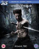 The Wolverine - British Blu-Ray cover (xs thumbnail)