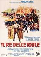 The Hawaiians - Italian Movie Poster (xs thumbnail)