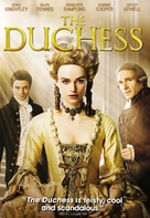The Duchess - Movie Cover (xs thumbnail)