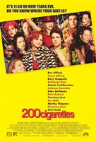 200 Cigarettes - Movie Poster (xs thumbnail)
