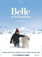 Belle et Sébastien - French Movie Poster (xs thumbnail)