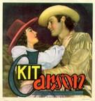 Kit Carson - Spanish poster (xs thumbnail)