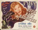 Devil Bat's Daughter - Movie Poster (xs thumbnail)