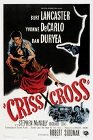 Criss Cross - Movie Poster (xs thumbnail)