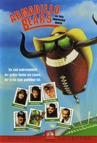 Necessary Roughness - German DVD movie cover (xs thumbnail)