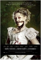Pride and Prejudice and Zombies - Vietnamese Movie Poster (xs thumbnail)