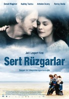 Des vents contraires - Turkish Movie Poster (xs thumbnail)
