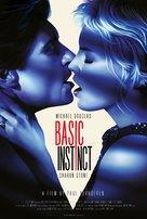 Basic Instinct - International Movie Poster (xs thumbnail)