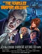 Dance of the Vampires - British Movie Poster (xs thumbnail)