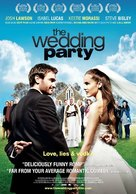 The Wedding Party - British Movie Poster (xs thumbnail)