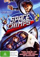 Space Chimps - Australian DVD cover (xs thumbnail)