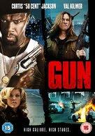 Gun - British DVD movie cover (xs thumbnail)