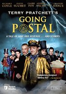 Going Postal - DVD cover (xs thumbnail)