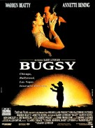 Bugsy - French Movie Poster (xs thumbnail)