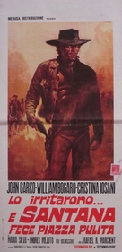 Un par de asesinos - Italian Movie Poster (xs thumbnail)
