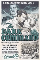 Dark Command - Theatrical movie poster (xs thumbnail)