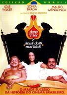 Dona Flor e Seus Dois Maridos - Brazilian DVD cover (xs thumbnail)