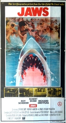 Jaws - Indian Movie Poster (xs thumbnail)