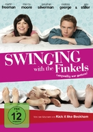 Swinging with the Finkels - German DVD cover (xs thumbnail)