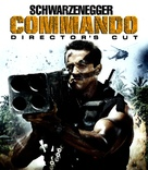 Commando - Blu-Ray cover (xs thumbnail)