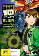 """Ben 10: Ultimate Alien"" - Australian DVD cover (xs thumbnail)"
