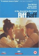 Riff-Raff - British DVD cover (xs thumbnail)
