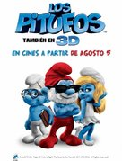 The Smurfs - Colombian Movie Poster (xs thumbnail)