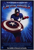 Captain America - Video release movie poster (xs thumbnail)