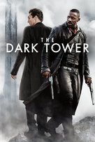 The Dark Tower - Movie Cover (xs thumbnail)