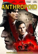 Anthropoid - DVD movie cover (xs thumbnail)